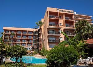 Spanje Costa Del Sol Torremolinos  Hotel Tropicana is een modern vier sterren hotel met een prachtige ligging. Het hotel ligt direct aan het strand en boulevard. Het hotel heeft een tropische tuin met palmbomen wat rondom het...  EUR 213.00  Meer informatie  #vakantie http://vakantienaar.eu - http://facebook.com/vakantienaar.eu - https://start.me/p/VRobeo/vakantie-pagina