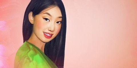 Mulan Here's What 11 Disney Princesses Would Look Like In Real Life -Cosmopolitan.com