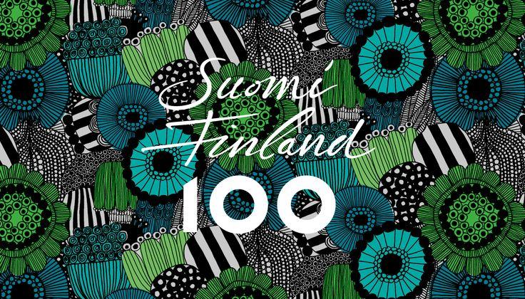 Juhlavuodesta - Suomi 100 - Marimekko.com