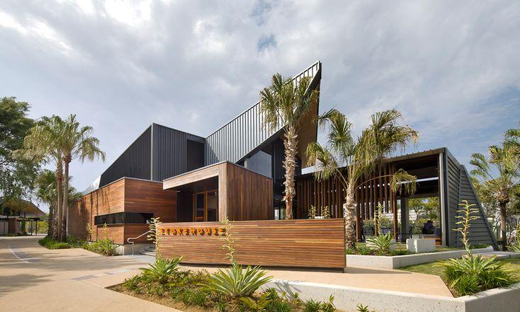 Stokehouse Brisbane, South Bank by Arkhefield. Photography: John Gollings