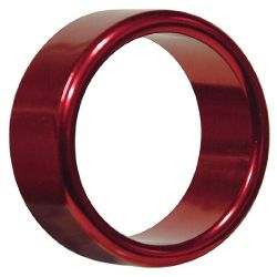 Hot Metal Ring Red € 9.95