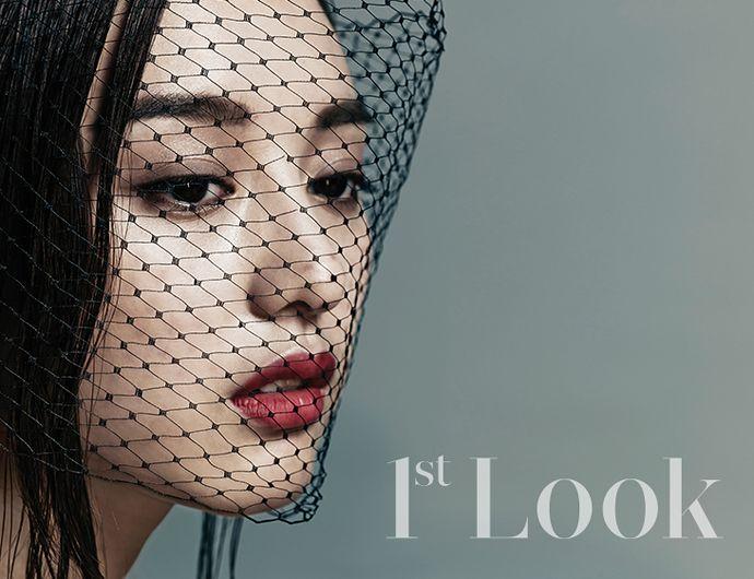 Kim Ji Won For 1st Look's Vol. 61