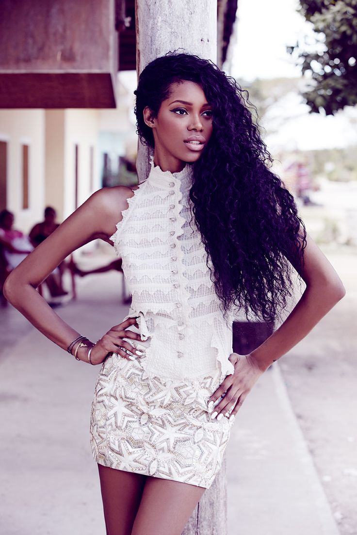 Jessica White — American model and occasional actress