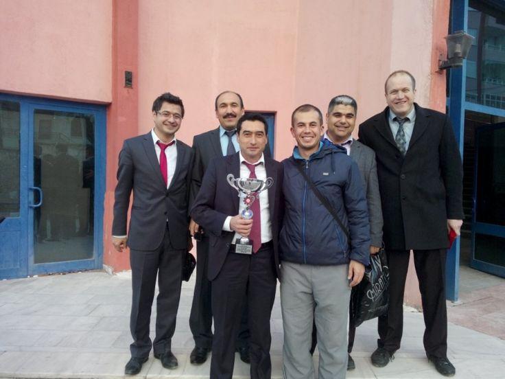 Sandıklı Anadolu İHL şampiyon oldu