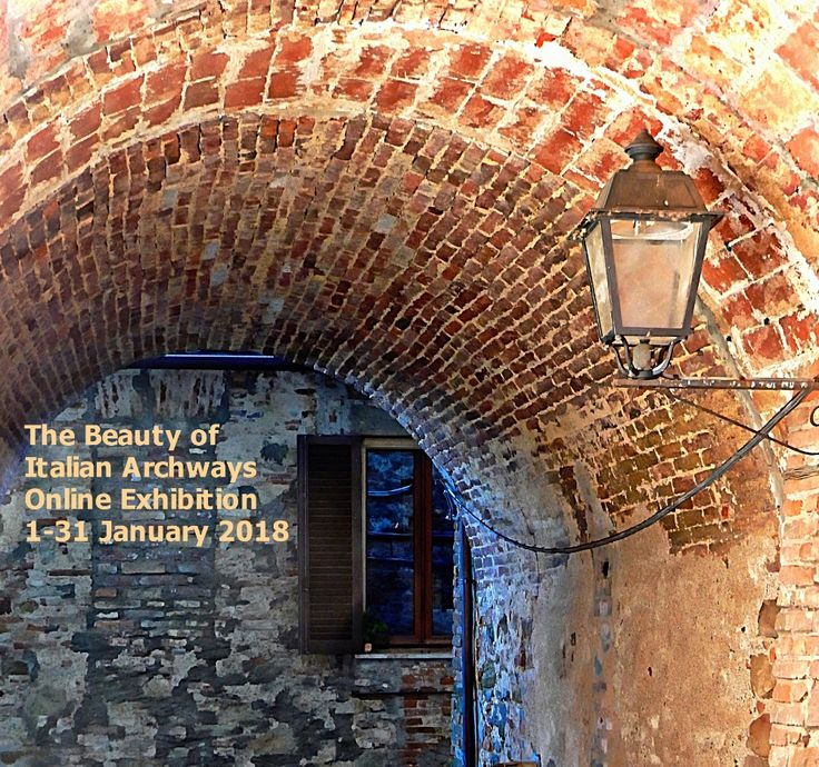 Click on the image to read my blog which includes an introduction to my new online exhibition 'The Beauty of Italian Archways' plus links to a limited time promotion and news about an award I have won. #blogging #italian #architecture #exhibition