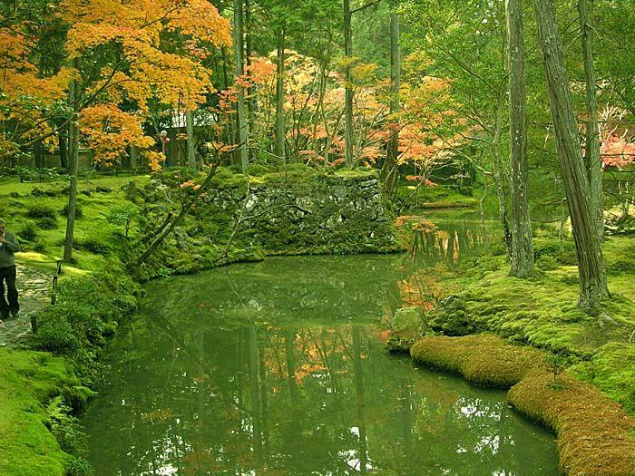 Saihō-ji (Kyoto) 西芳寺(苔寺)@京都