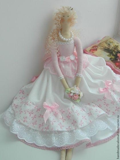 Tilda muñecas hechas a mano. Masters - Feria artesanal princesa Tilda. Hecho a mano.