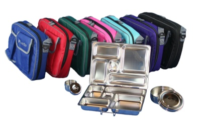PlanetBox Rover Lunch box system. A great way to control portions and give healthy food options for kids