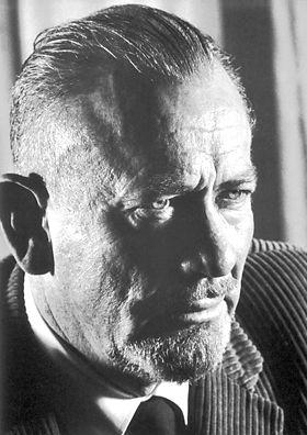 (1902-1968) Foi um escritor estadunidense. As suas obras principais são 'A Leste do Éden', 'As Vinhas da Ira', 'Vidas amargas', 'Ratos e Homens' e 'Boêmios Errantes'. Entre outras obras. Foi membro da Ordem DeMolay. Prémio Pulitzer de Ficção e Recebeu o Nobel de Literatura de 1962. ―John Steinbeck