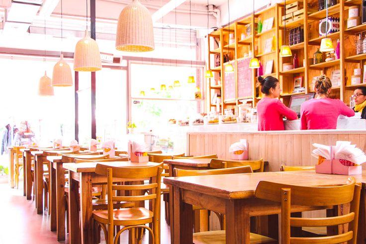 restaurante fofo la panera rosa palermo soho  buenos aires    blog do math  www.blogdomath.com.br  insta: @mathdoblog    Usou? Dê os créditos!  Vamos fazer da internet um lugar melhor (juntos)