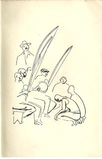 Sketch by Carybe, 1951