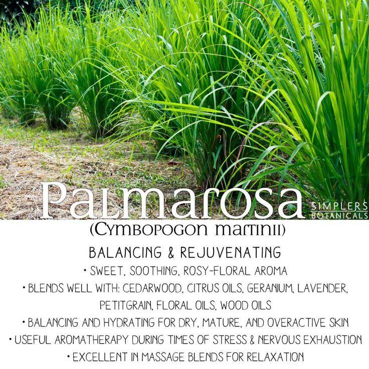 ∆ Palmarosa Essential Oil...