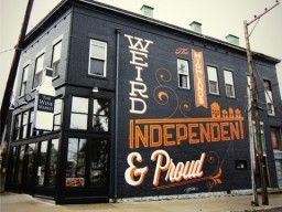 Weird, Independent, & Proud by Brian Patrick Todd