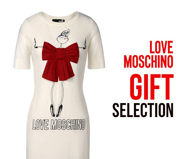 Moschino Online Store - Love Gift Selection