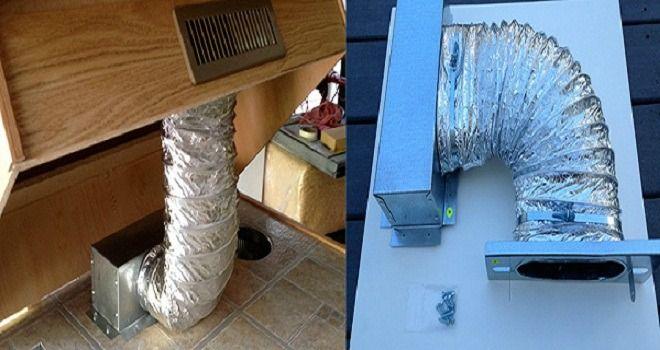 Make Your Hvac System More Efficient Heat Installation Hvac System Under Cabinet