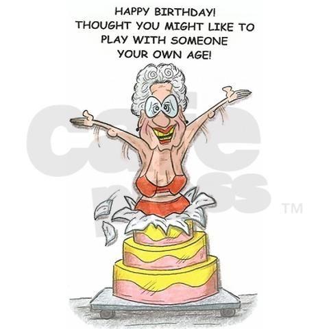 Images Funny Happy Birthday Old Ladies