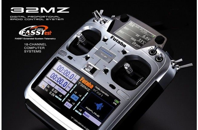 Ansmann W6 Three Channel 2 4ghz Radio System Radio Channel 2 Budgeting