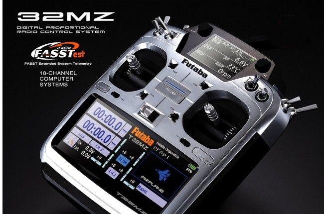 Futaba T32mz 2 4ghz R7014sb Antenne Ferngesteuert Technologie