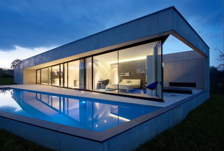 S villa designed by Ideaa Architectures is fitted to a bucolic rural land in a small village of eastern France - CAANdesign http://www.caandesign.com/s-villa-designed-ideaa-architectures-fitted-bucolic-rural-land-small-village-eastern-france/?utm_content=buffer9cdea&utm_medium=social&utm_source=plus.google.com&utm_campaign=buffer