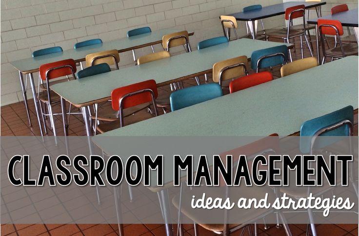 Classroom Management Ideas Middle School ~ Best images about classroom management on pinterest