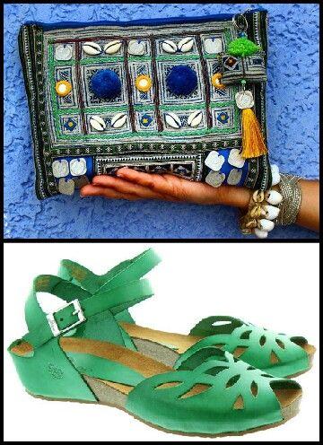 Pre-weekend!  Sandàlies: model #elena @yokonoshoes  Bolso: handmade by @dosteresas #boho #ethnic #tribal #primavera #fashionable #fashion #instashoes #shoestagram #ootd #tendencia #trend #trendy  #shoes #likethis #fashionista  #instastyle #zapatos #moda #shopping #casual #look #streetstyle #yokono #madeinspain #mallorquisabaters #shoesandbags