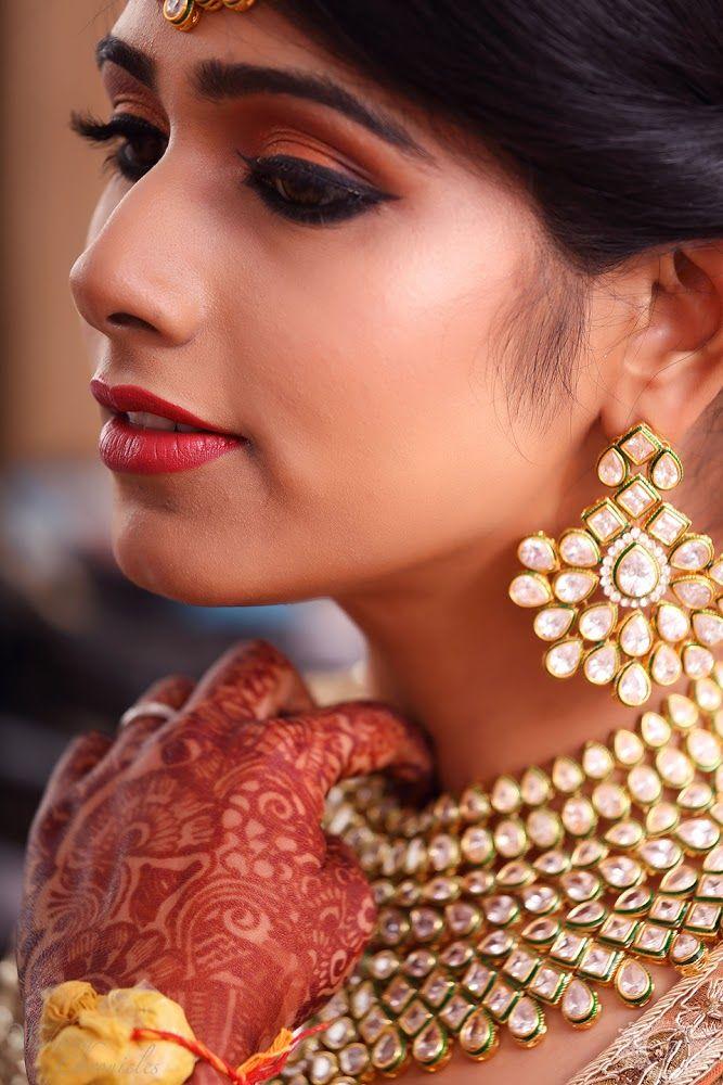 Beautiful! Photo by Wedding Chronicles India, Chennai #weddingnet #wedding #india #indian #indianwedding #ceremony #indianweddingoutfits #outfits #backdrops #prewedding #photographer #photography #inspiration #gorgeous #fabulous #beautiful #jewellery #details #traditions #accessories #chudiyan #ring