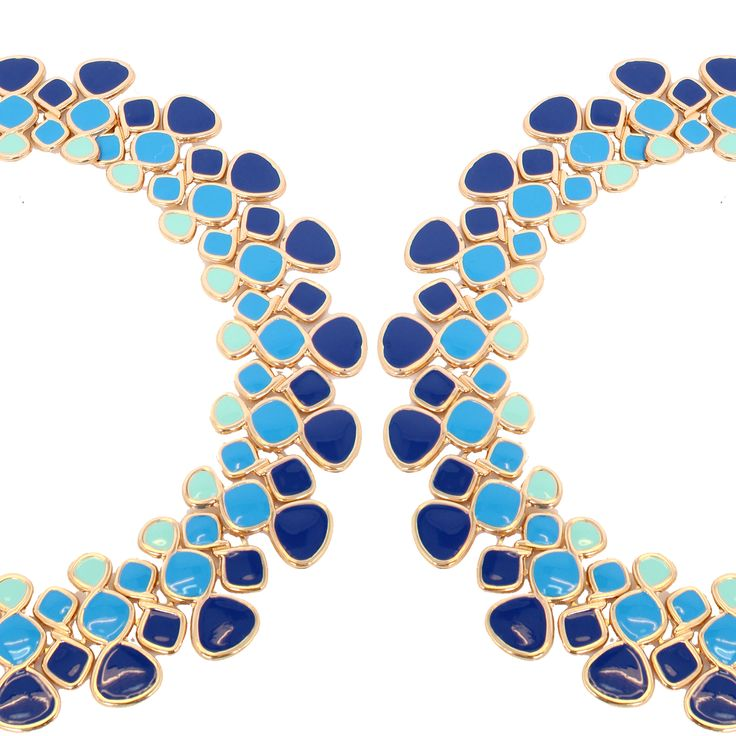 41 Hawthorn Jewelry: Hawthorne Jewelry, Style, Beautiful Colors, Colors Combinations, Hawthorne Statement, Accessories, 41 Hawthorne, Statement Jewelry, Blue Statement Necklaces