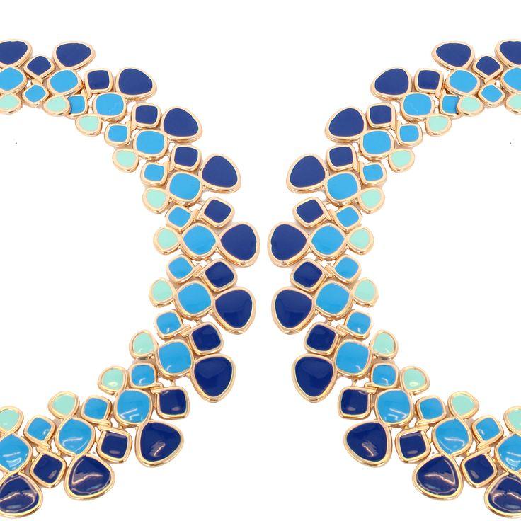 41 Hawthorn JewelryHawthorne Jewelry, Statement Necklaces, Style, Clothing, Hawthorne Statement, Blue Statement, Statement Jewelry, 41 Hawthorne, Stitches