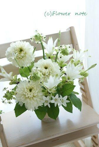 ■Flower noteのこと■ ■フラワーギフトのご注文方法■ ■Flower noteの作品集■ ■小さなお花の教室 ■ ■現在募集中のレッスン■ ■花…