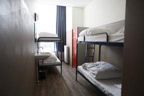 hostel amsterdam private room