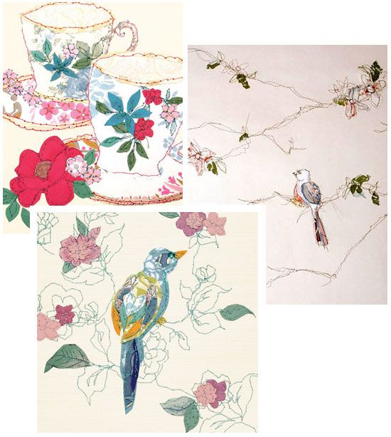 Images about paper embroidery on pinterest hand