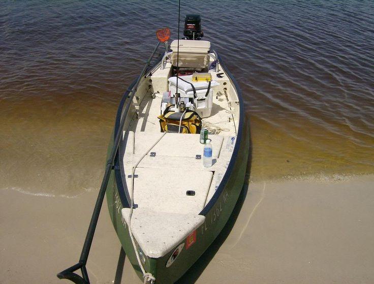 Classic rear deck idea... leave it open? | Gheenoe re-do ...