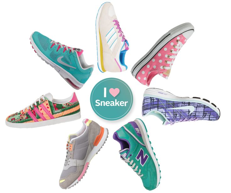 I <3 Sneakers