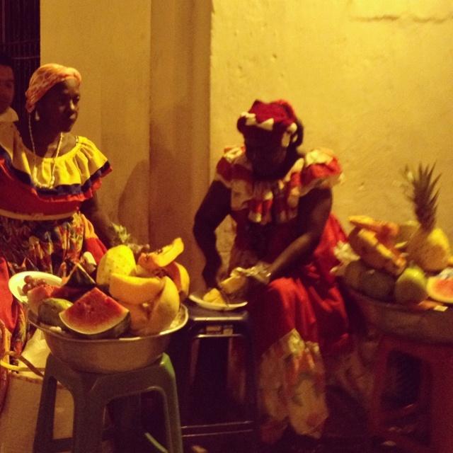 Palenqueras de Cartagena