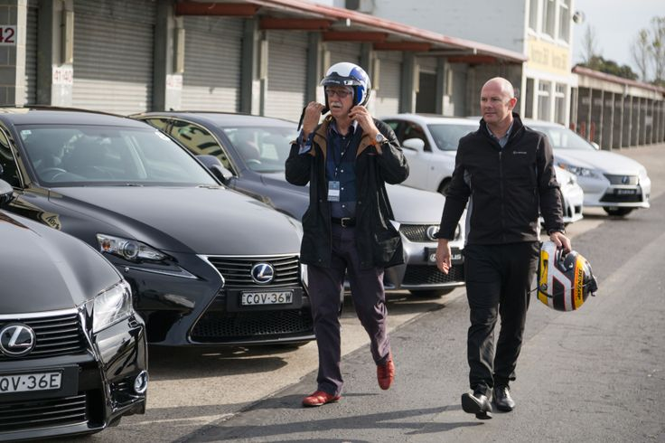 LEXUS DRIVE DAY MELBOURNE, SANDOWN RACEWAY, MAY 8th AND 9th 2014