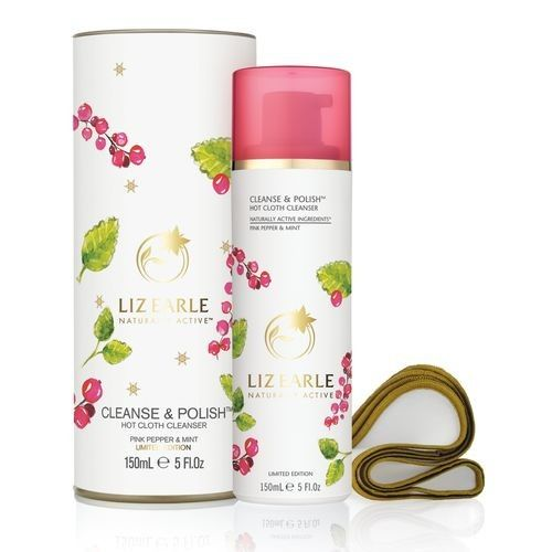 Cleanse & Polish™ Hot Cloth Cleanser Pink Pepper & Mint Limited Edition
