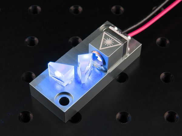 1.6W 450nm Diode Laser