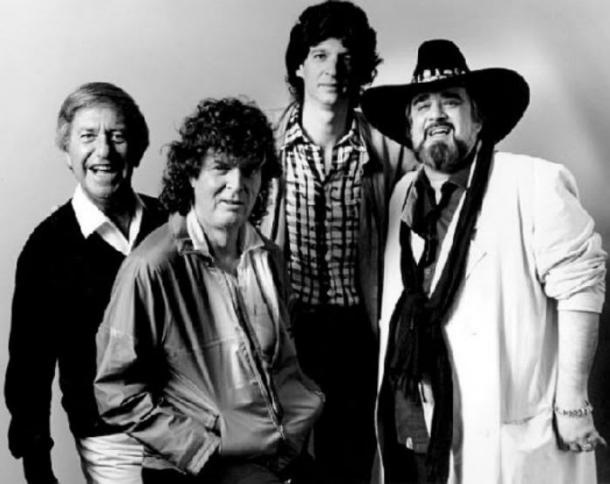 Soupy Sales Don Imus Howard Stern And Wolfman Jack