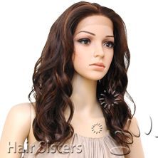 SENSATIONNEL SYNTHETIC LACE FRONT WIG KERRY
