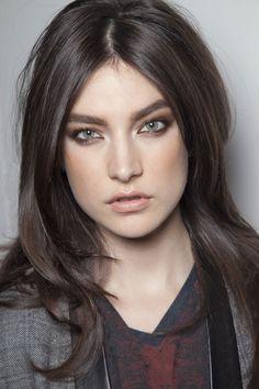 dark ash brown hair color - Google Search