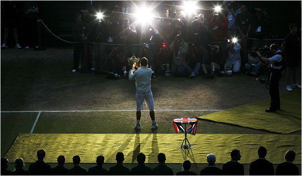Wimbledon - Nadal Ends Federer's Reign at Wimbledon - NYTimes.com