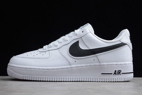 Nike Air Force 1 '07 3 Low WhiteBlack AO2423 101 in 2020