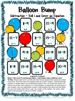 1000+ images about Subtraction on Pinterest
