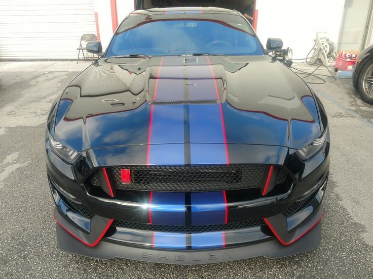 Cool Awesome 2016 Ford Mustang Shelby GT-350R 2016 Shelby GT-350R 2018