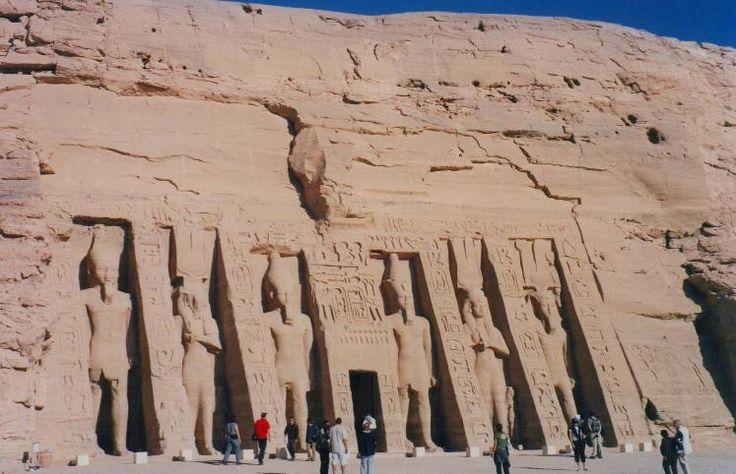 Abu Simbel Temples, Egypt - An Impressive Piece of Legoland