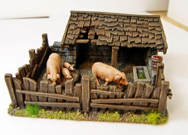 1:48 farm animals - Buscar con Google