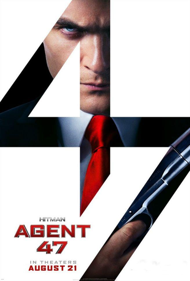 Hitman: Agent 47 - Movie Posters