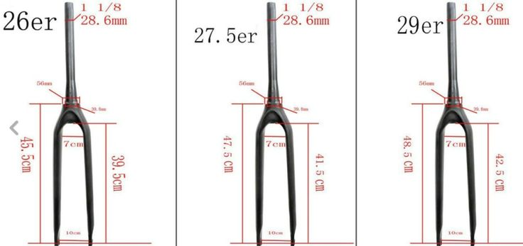 New full carbon fiber mountain bike fork bicycle forks 26 27.5 29ER IN mtb carbon fork 3k glossy and matte
