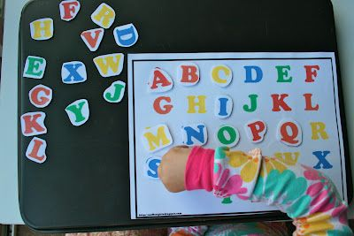 Toddler Tasks. Activities for 2-3 year olds to help prepare them for school!