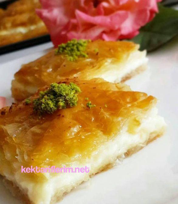 Pastane Usulü Laz Böreği - http://kektariflerim.net/tatli-tarifleri-2/pastane-usulu-laz-boregi.htm